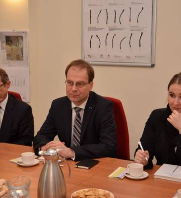 cover image of Deputy Prime Minister of Hungary in ENRS Secretariate