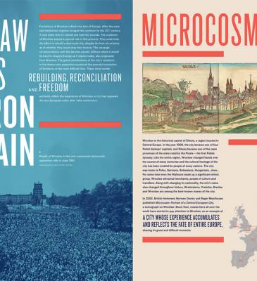 cover image of Exhibition Wrocław Breaks the Iron Curtain opens during the Symposium