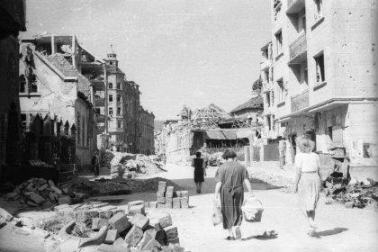"""cover image of """"1945"""" als europäischer Erinnerungsort?"""