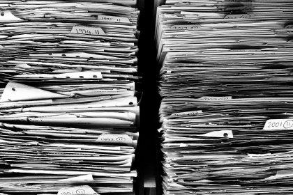 cover image of Unread files