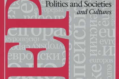 cover image of East European Politics and Societies: and Cultures, Vol 31, Issue 3, 2017