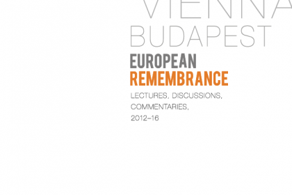 cover image of European Remembrance Symposium, 2012-16