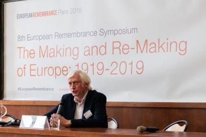 cover image of European Remembrance Symposium 2019: closing remarks