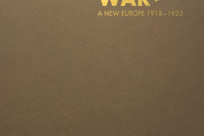 cover image of After the Great War. Exhibition Catalogue