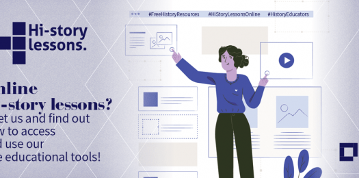 cover image of Hi-Story Lessons Webinar