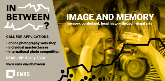 cover image of Application for the In Between? - image and memory International Online Photography Workshop and Competition!