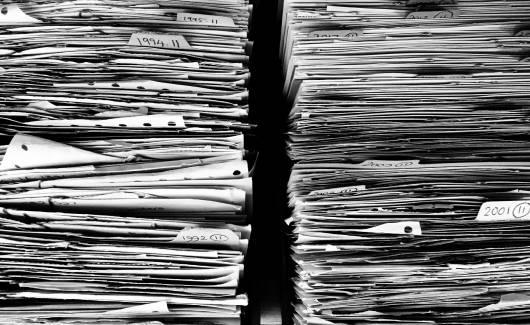 Photo of the publication Unread files