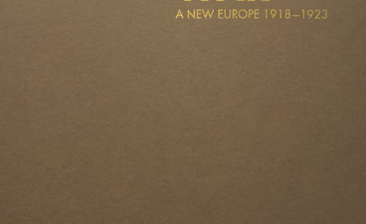 Photo of the publication After the Great War. Exhibition Catalogue