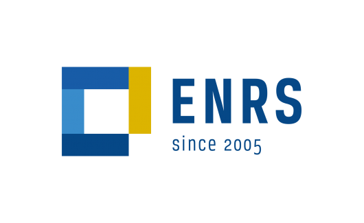 Photo of the publication 15 Years of ENRS. Catalogue 2019/2020
