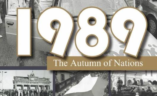 Photo of the publication 1989 – The Autumn of Nations
