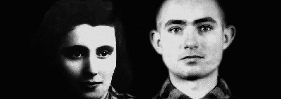 Photo of the publication 23 August. Remember: Mala Zimetbaum and Edek Galiński