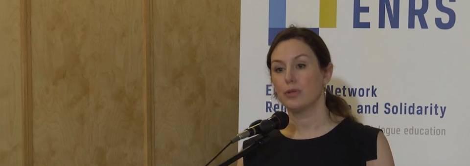 Photo of the publication Geneviève Zubrzycki: keynote lecture
