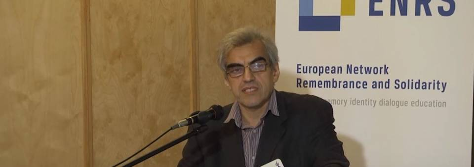 Photo of the publication Aleksander Agadjanian: keynote lecture