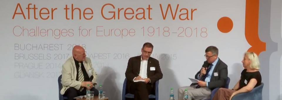 Photo of the publication Different approaches to remembering the First World War – discussion