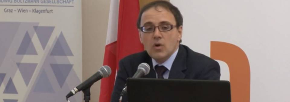 Photo of the publication Dragoş Petrescus final remarks at the European Remembrance Symposium in Vienna