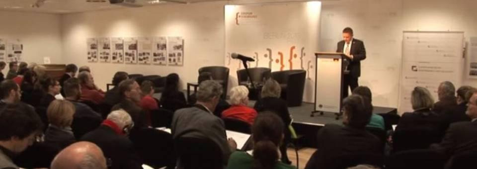 Photo of the publication Europäische Erinnerung und Solidarität. Einleitung zum Symposium Berlin 2013 – Rafal Rogulski