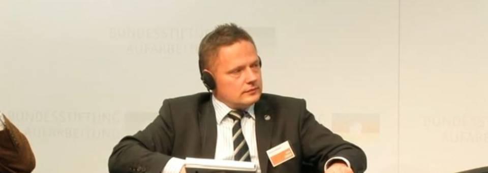 Photo of the publication European Remembrance Symposium, Berlin 2013 – Kaiser, Rogulski, Tychtl Q&A