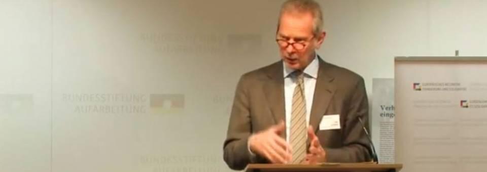 Photo of the publication Europäischen Netzwerk von den für Geheimdienstakten verantwortlichen offiziellen Behörden