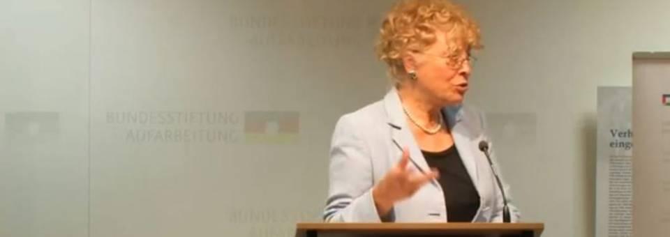 Photo of the publication Europäischer Erinnerung – eine Vorlesung von Gesine Schwann