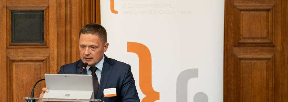 Photo of the publication 8th European Remembrance Symposium: Welcome notes