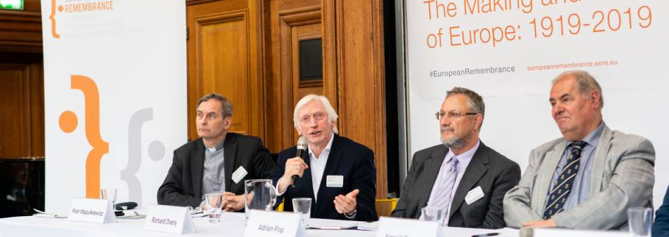 Photo of the publication Turning points in Europe's order: conditions and consequences – discussion