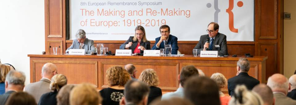 Photo of the publication Re-makings of Europe: new orders – discussion