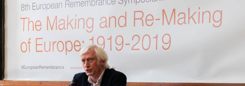 Photo of the publication European Remembrance Symposium 2019: closing remarks