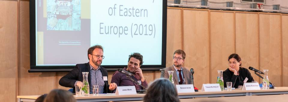 Photo of the publication Roundtable: From Socialist Internationalism to Capitalist Globalisation and Beyond