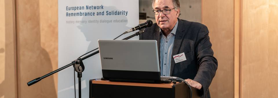 Photo of the publication Keynote lecture: Prof. Thomas Lindenberger