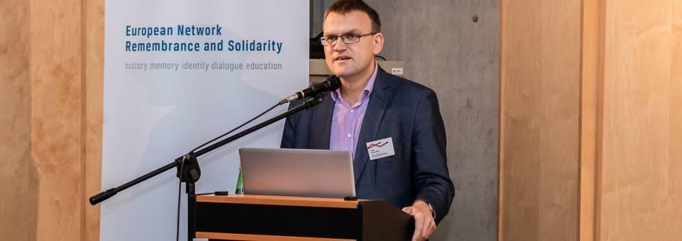 Photo of the publication Keynote lecture: Prof. Adam Mrozowicki