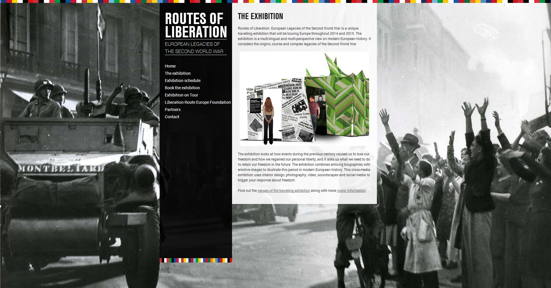 Routes of Liberation: European Legacies of the Second World
