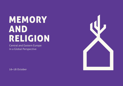 "Programme of ""Memory and Religion"" conference is here!"