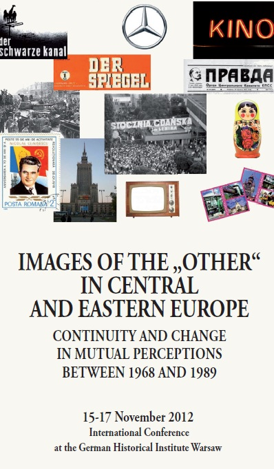 Images of others in Central and Eastern Europe