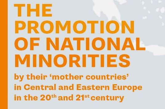 The promotion of national minorities by their 'mother countries'