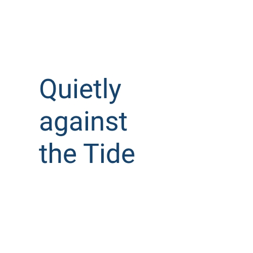 "Film ""Quietly Against the Tide"""