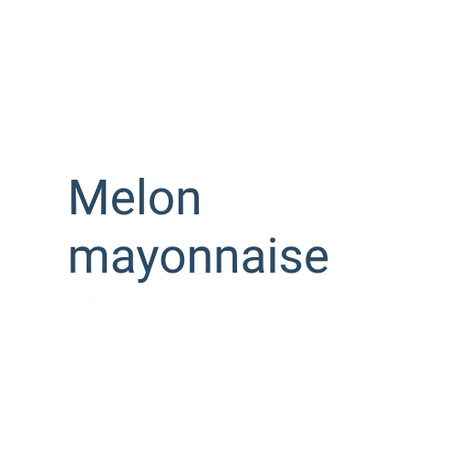 """Melon mayonnaise"" documentary"