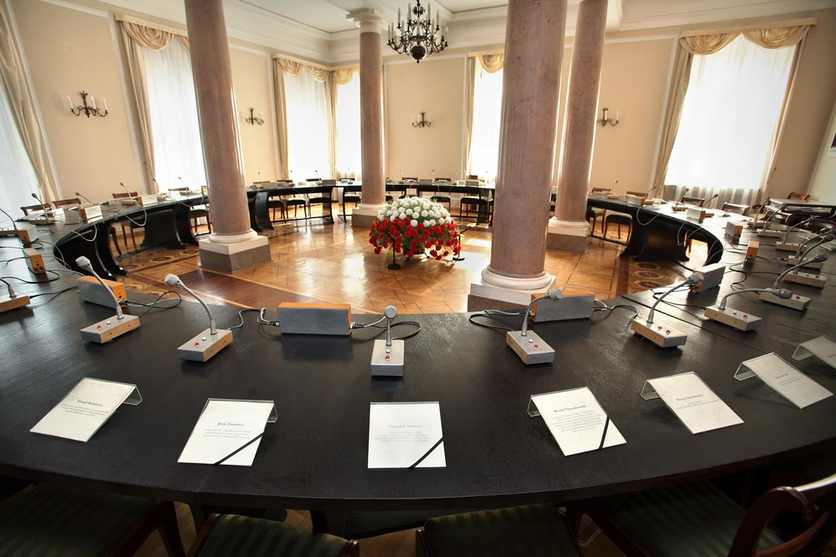 Polish Round Table.The Polish Round Table Talks Started 30 Years Ago Enrs