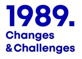 1989. Changes and challenges