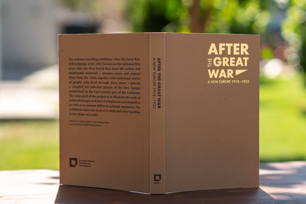 """After the Great War"" exhibition catalogue is here"