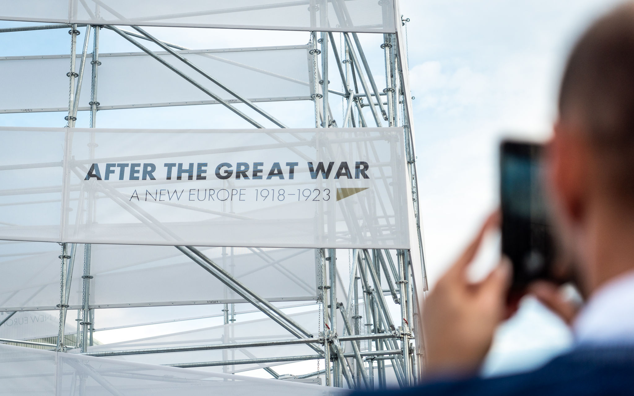 "Berlin: special presentation of the ""After the Great War"" exhibition"