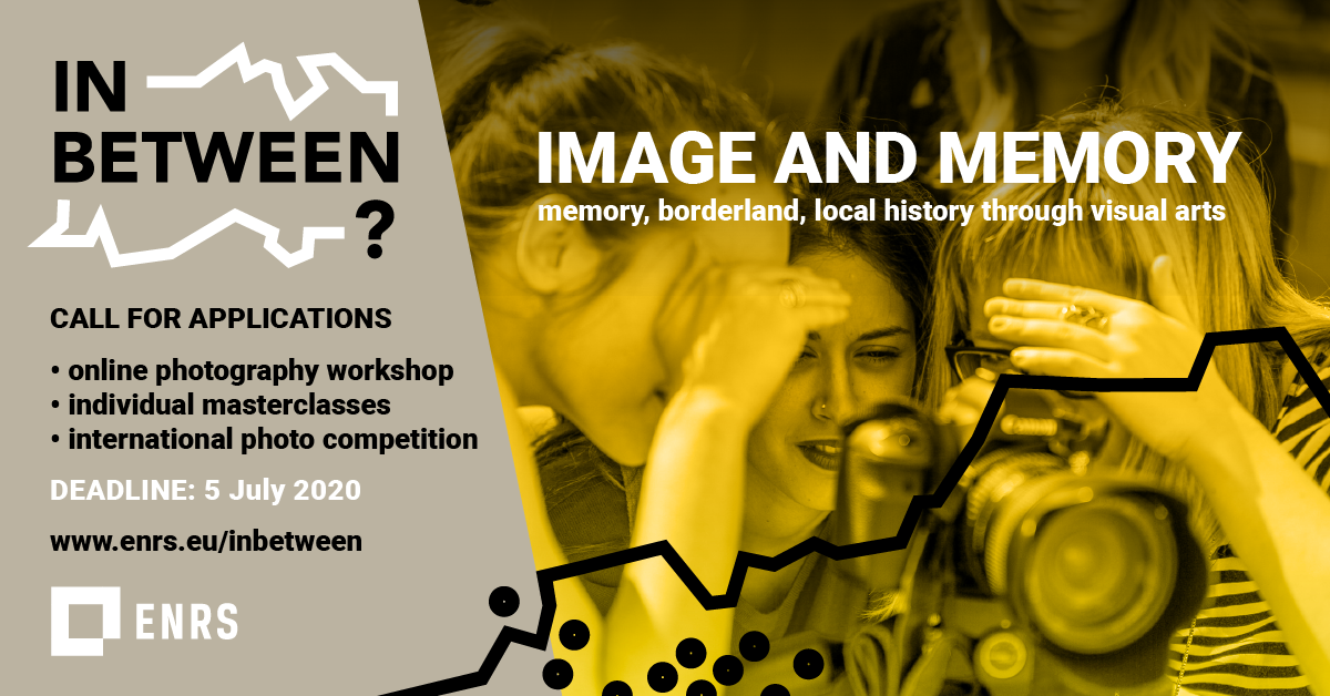 Apply for the 'In Between? -  image and memory' International Online Photography Workshop and Competition!