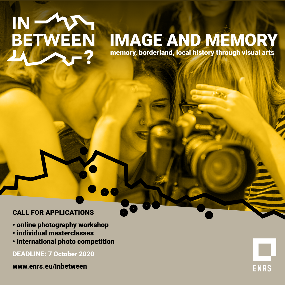 Application for the 'In Between? – image and memory' open again!