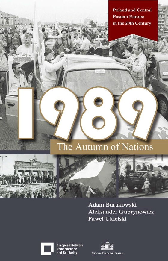 """1989 – The Autumn of Nations "" – premiere of English edition"